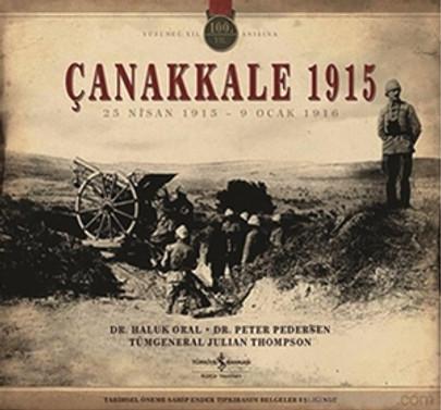 'Çanakkale 1915' raflarda