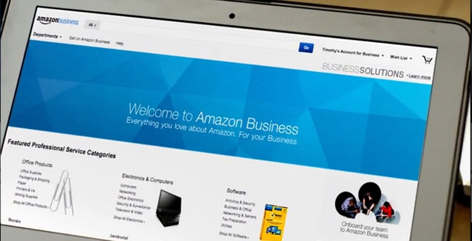 Amazon'dan Alibaba'ya cevap: Amazon Business