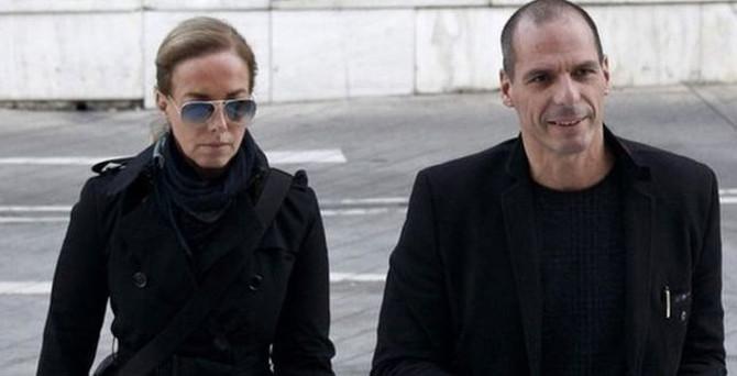Yunanistan Maliye Bakanı Varoufakis'e saldırı