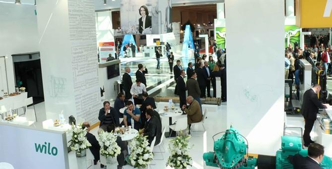 Wilo,  IFAT Eurasia'da ürünlerini tanıttı