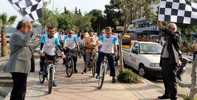 Marmaris Bisiklet Festivali başladı