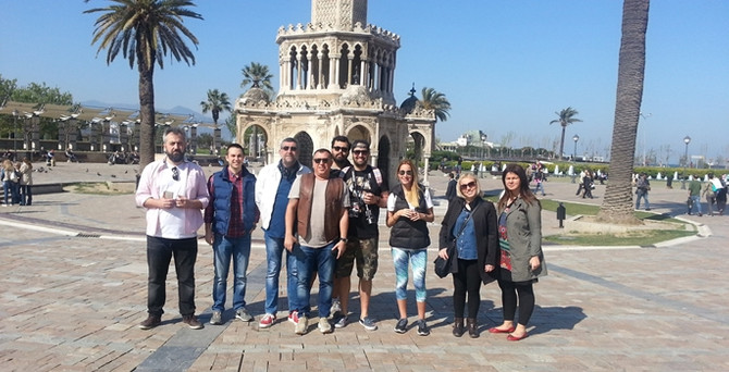 EGİAD'ın @cityofizmir Projesi 34 bin takipçiye ulaştı