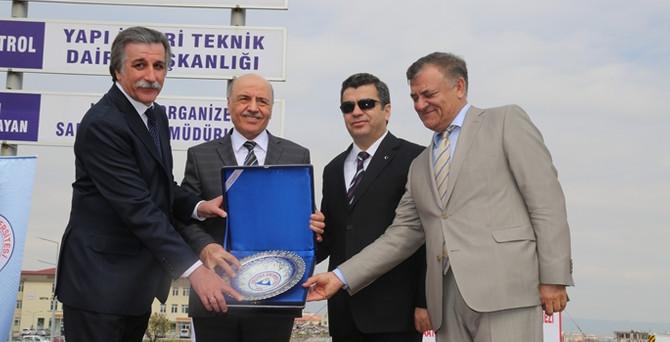 Kayseri'ye Doğa Bilimleri Merkezi geliyor