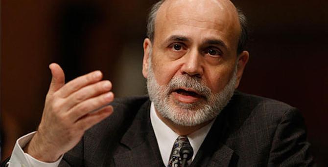 Bernanke Pimco'nun başdanışmanı oldu