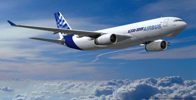 Airbus uçaklarına Manisa imzası