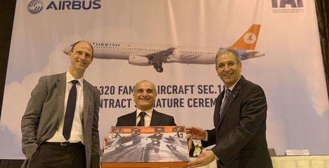 Airbus'ta Türk imzası büyüyor