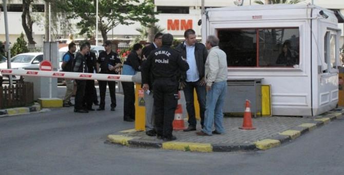 İzmir'de TCDD Vakfı'nın otoparklarına mühür