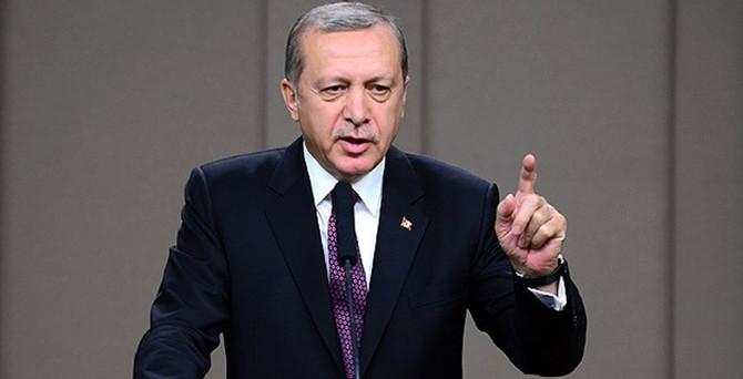 Erdoğan'dan 'erken seçim' mesajı