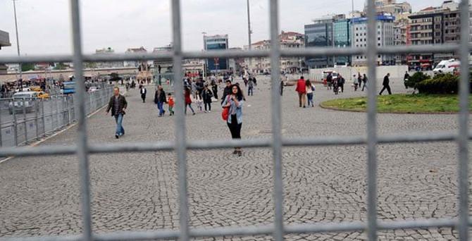 Bakan Öztürk'ten Taksim açıklaması