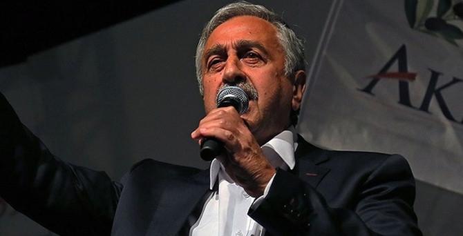 KKTC'nin yeni  cumhurbaşkanı Akıncı yemin etti