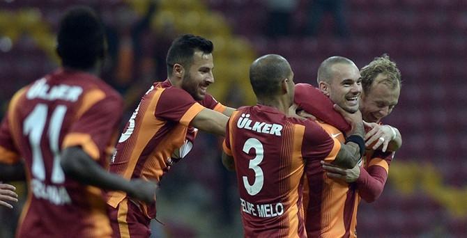 Galatasaray 4-1 Medicana Sivasspor