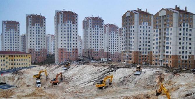 TOKİ 60 bin konut inşaa edecek