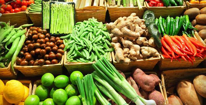 Merkez: Gıda fiyatlarına düzeltme yaşanabilir