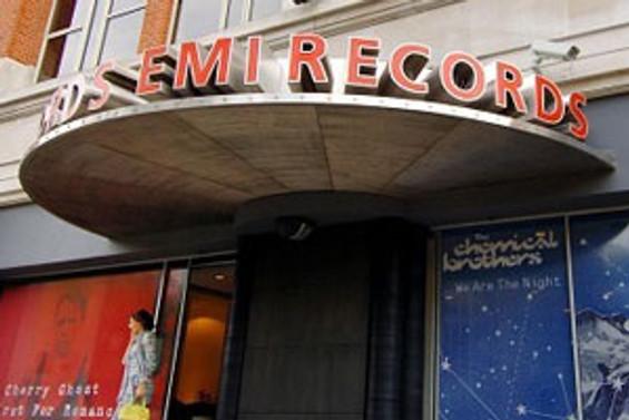 EMI, Citigroup'a geçti