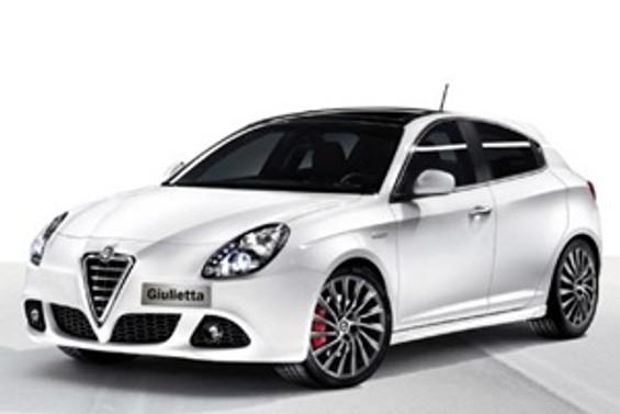 Alfa Romeo Giulietta'ya güvenlik ödülü