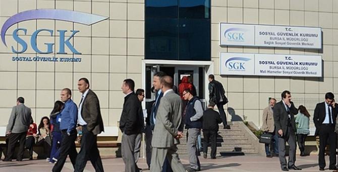 SGK'dan kapatılan iş yerlerine ilişkin açıklama