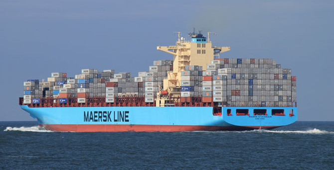 Maersk,Grup Maritim'i satın aldı