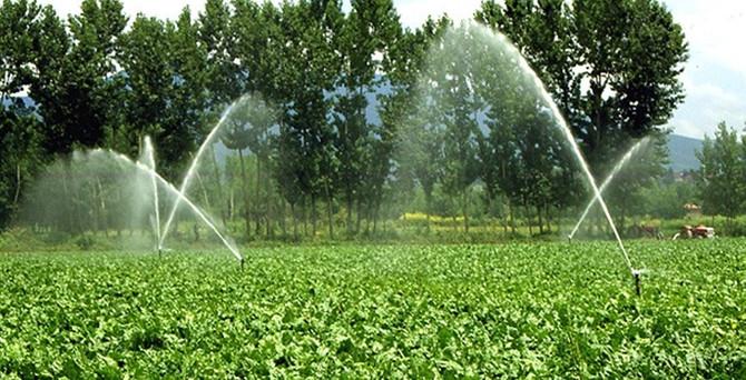 Garanti'den tarımsal sulamaya özel kredi