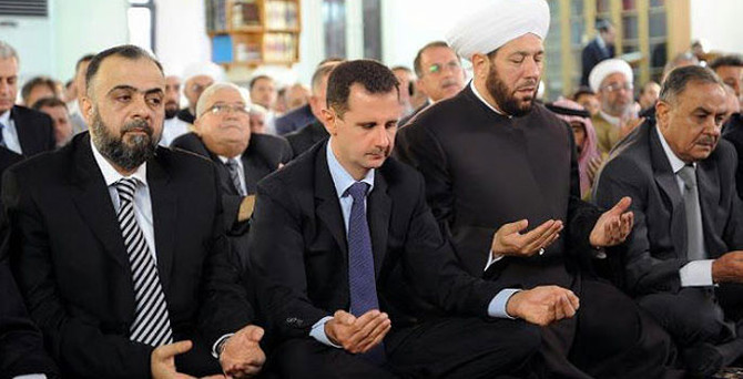 'Esad'ın devrilmesi uzun sürmeyecek'