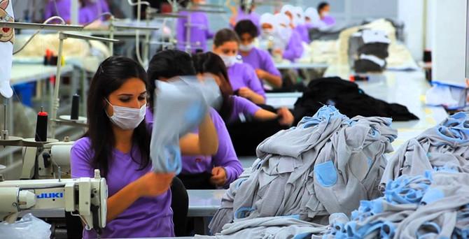 c85b6ed081b29 Tekstil ve hazır giyim sektörü gelecekten umutlu | Tekstil haberleri