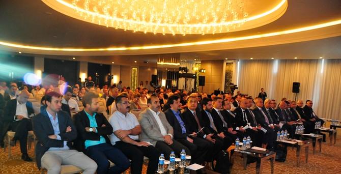 'Dünya devlerinin gözü Antalya'da olsun'
