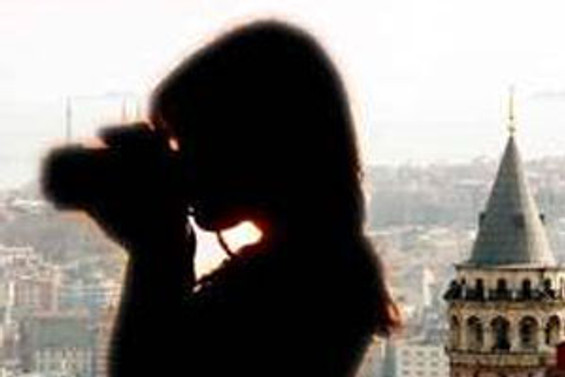 Turistler İstanbul'a akın etti