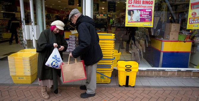İngiltere'de perakende satışlar yüzde 0,2 arttı