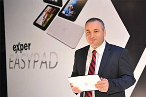 Hedef 60 bin tablet PC satışı