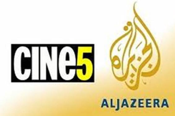Cine 5, artık El Cezire'nin