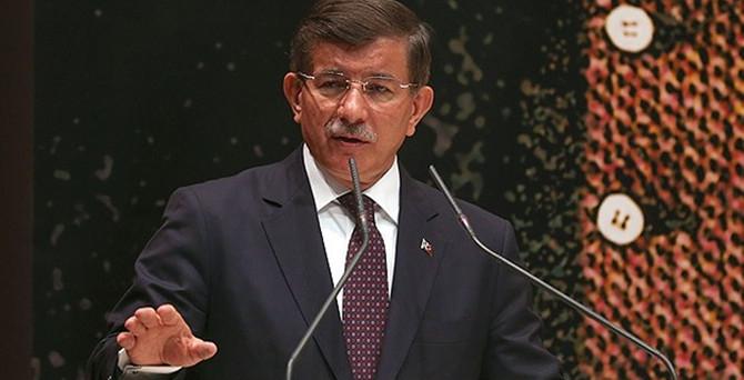 Başbakan Davutoğlu açıklamalarda bulundu