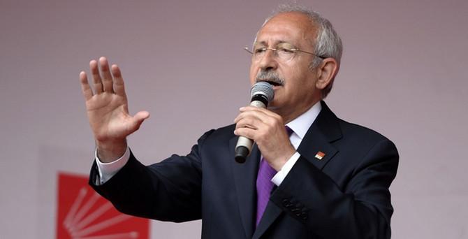 Kılıçdaroğlu: Senin uzmanlık alanın yürütme, benimkisi üretme