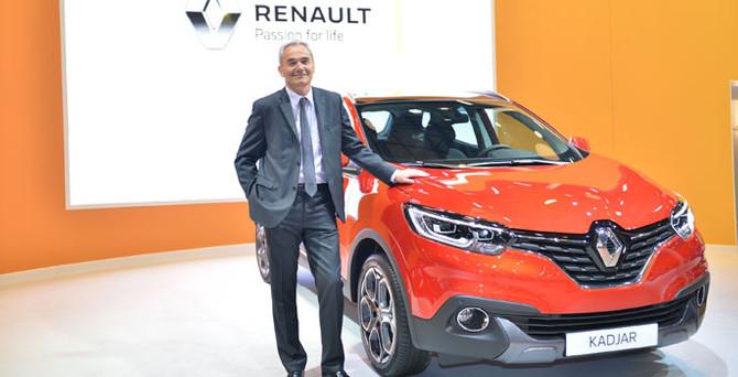 Renault Kadjar'ın Türkiye prömiyeri yapıldı