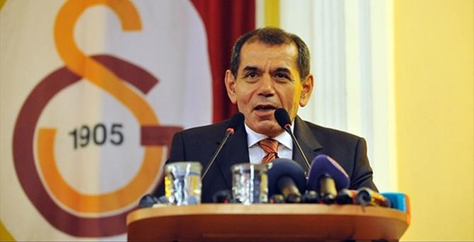 Dursun Özbek 'istifa' çağrılarına yanıt verdi