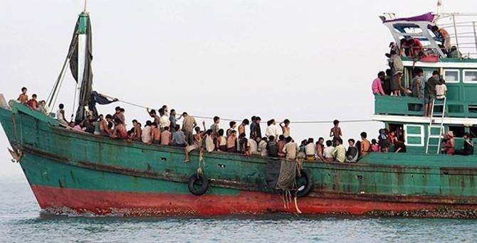 Bir göçmen faciası daha: 14 ölü