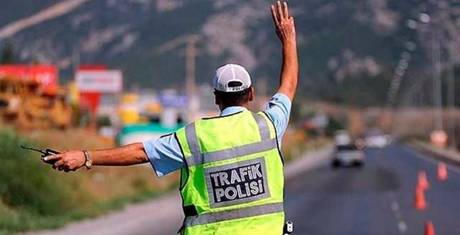 Bayramda trafik tedbirleri artırılacak
