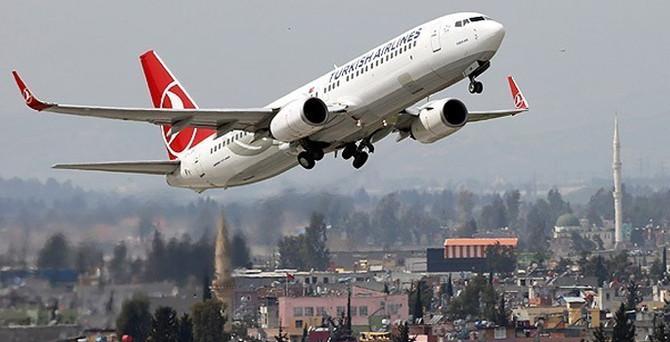 Başkent'ten 3 ülkeye doğrudan uçuş izni