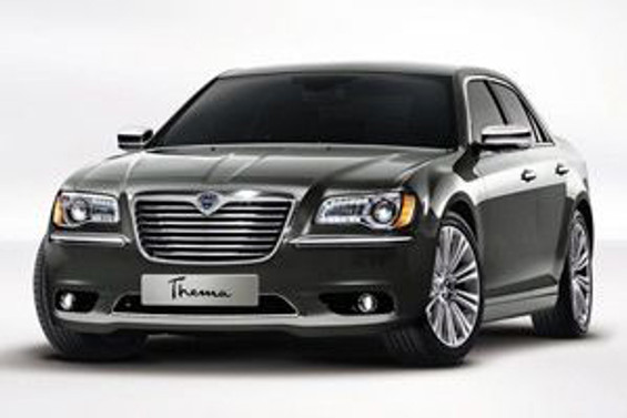 Lancia Thema, Cenevre'de görücüye çıkacak