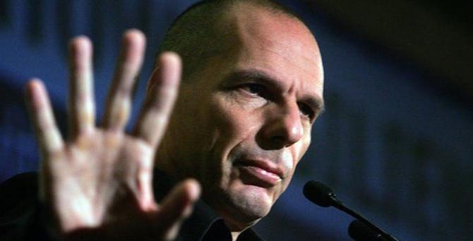 Varoufakis: Euro Bölgesi kazaya yakın