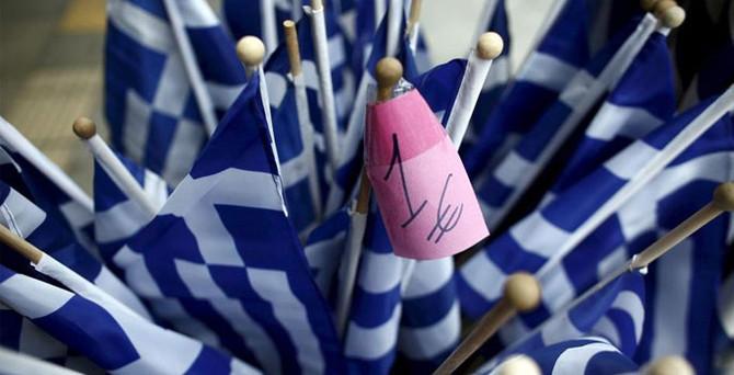 Yunanistan adım adım  iflasa gidiyor