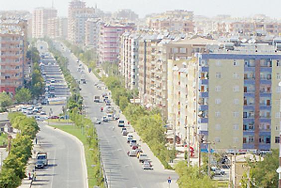 Diyarbakır'da çark konutla dönüyor