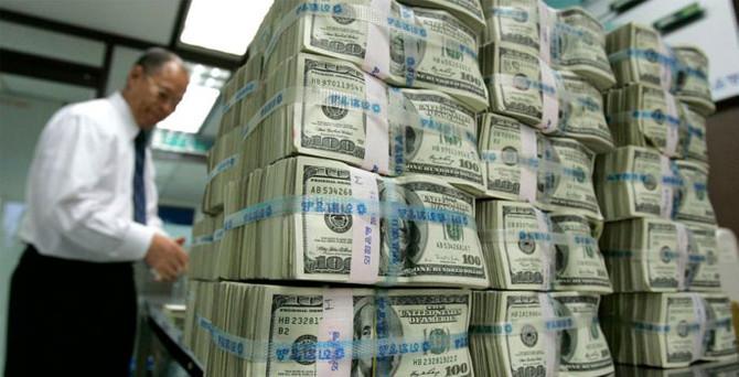 Yabanclar 4187 Milyon Dolarlk Hisse Ald