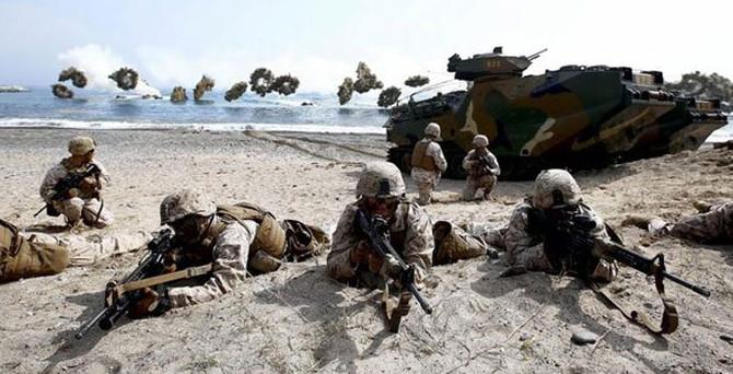 30 bin askerle 'Tılsım kılıcı'