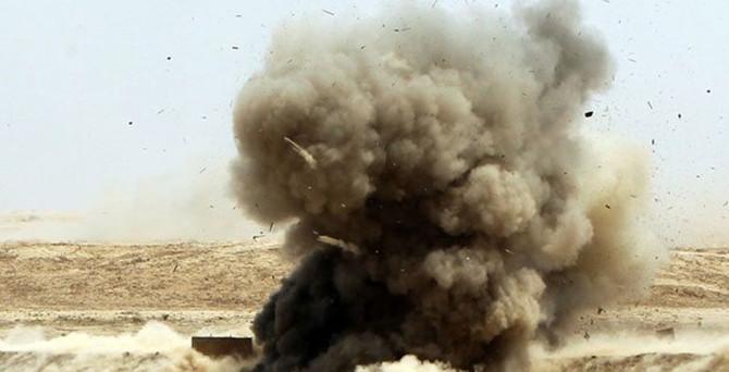 Suruç sınırında 2 patlama
