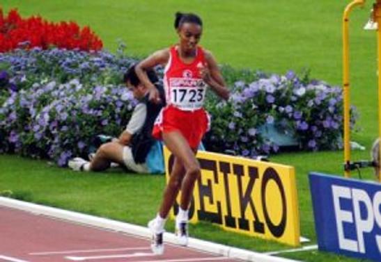 Elvan, Avrupa'da şubat ayının bayan atleti