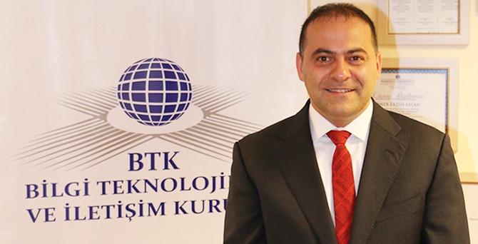 BTK 2'nci Başkanlığına Dr. Ömer Fatih Sayan seçildi