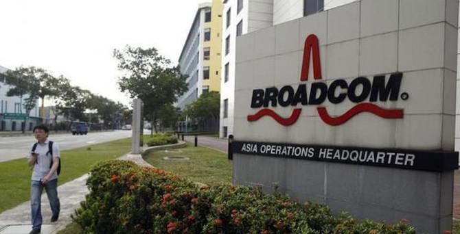 Teknoloji devi Avago, Broadcom'ı satın alıyor