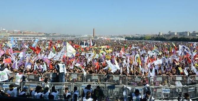 Kazlıçeşme Meydanı'nı HDP kazandı