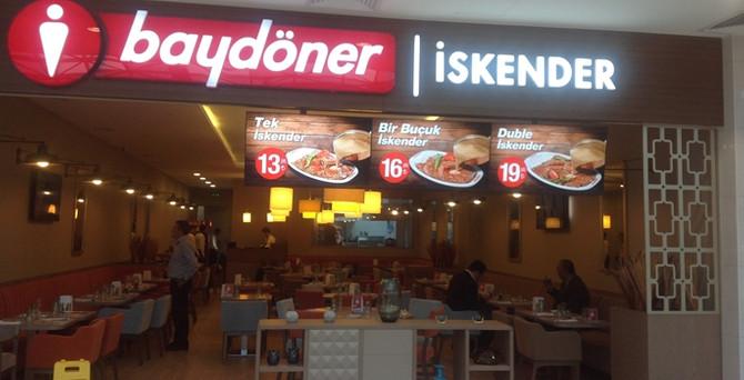 Baydöner'e 'En İyi Restoran' ödülü