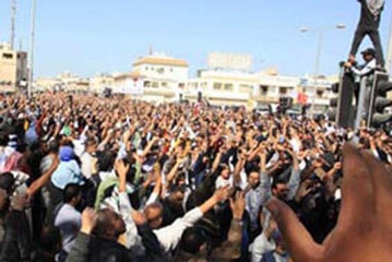 14 aktivist öldürüldü