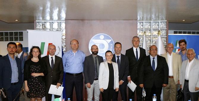 İzmir İtalyan Ticaret Odası'ndan tarım fuarına davet